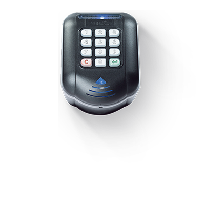 Key Cabinet Terminal - Fob, Card and Pin Access