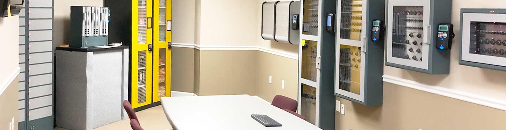 Electronic Key Cabinets Introduction